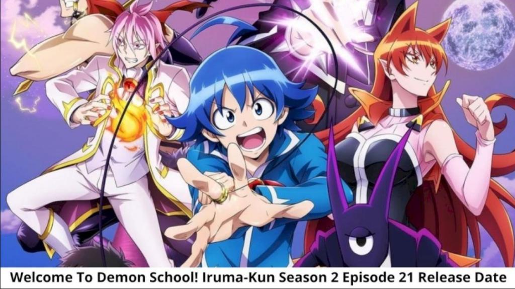 welcome to demon school! iruma-kun season 2 episode 21
