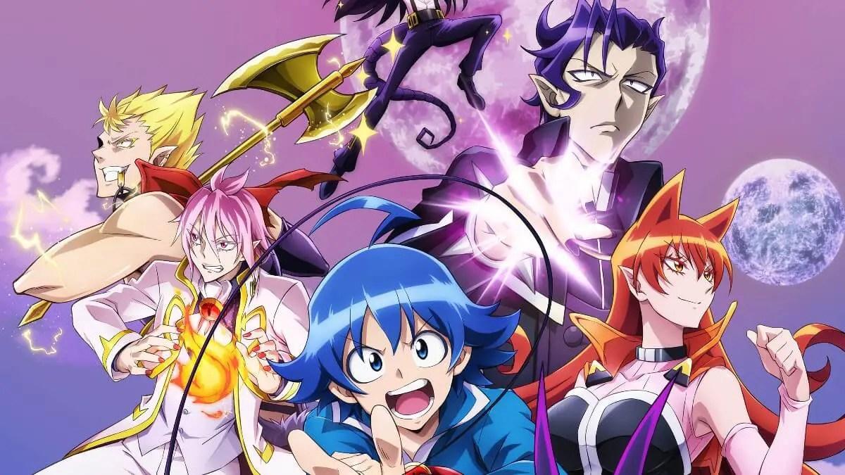 Iruma-kun 2nd Season Episode 22