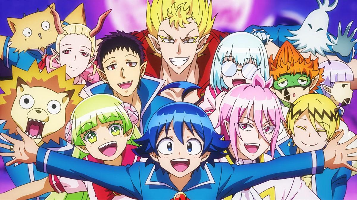 Iruma-Kun Season 2 Episode 21