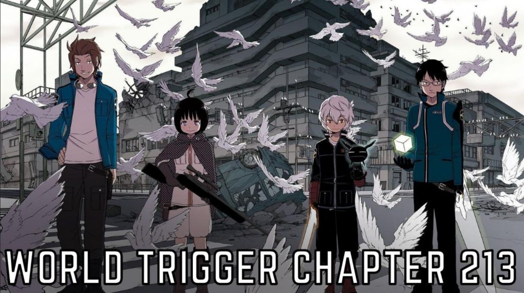 world trigger chapter 213