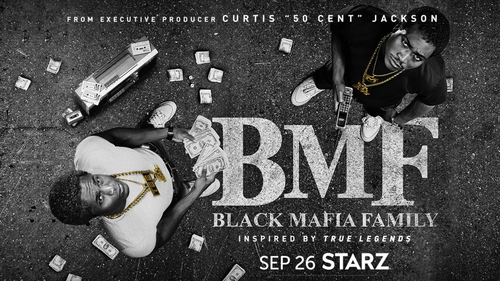 Black Mafia Family Season 1 Episode 1