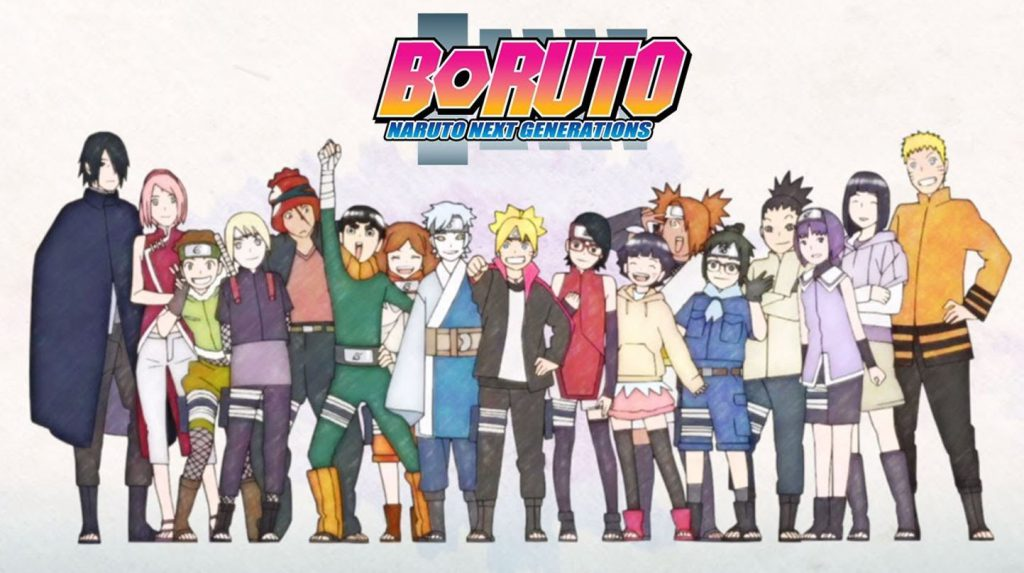 Boruto Naruto Next Generations Episode 214