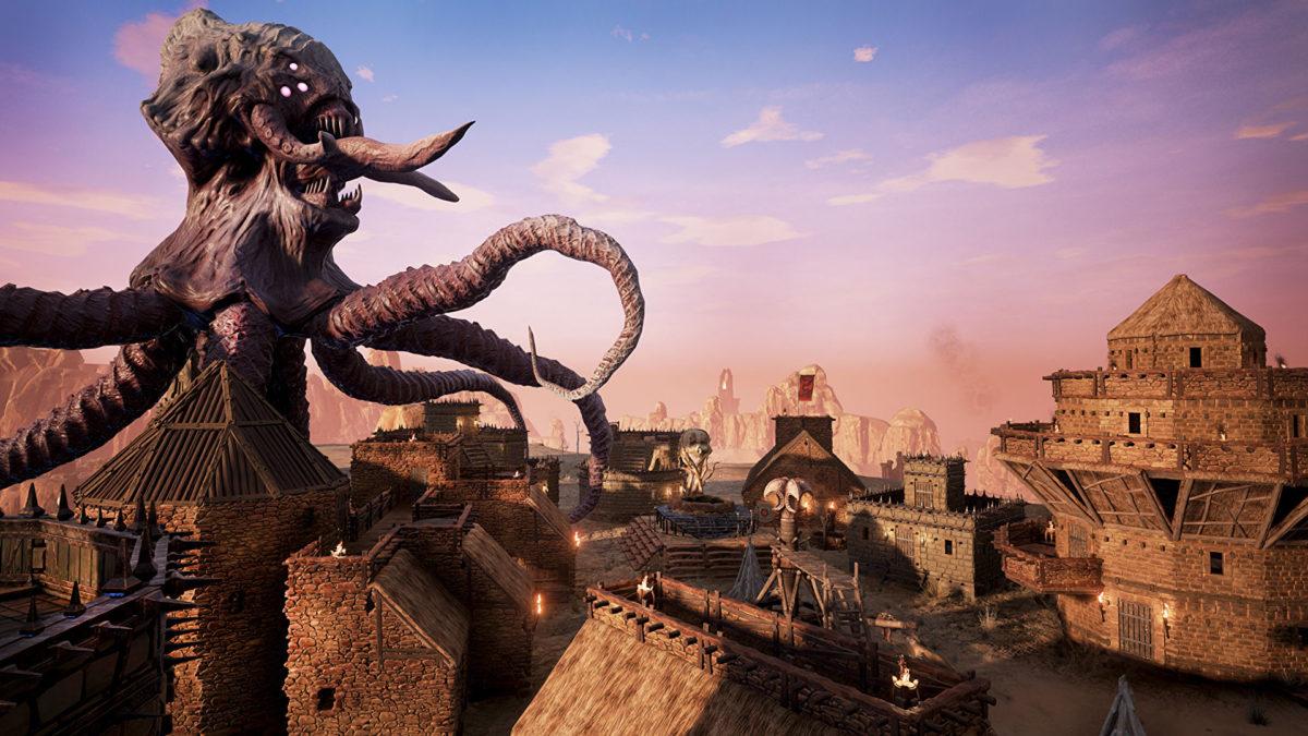 Conan Exiles Obelisk