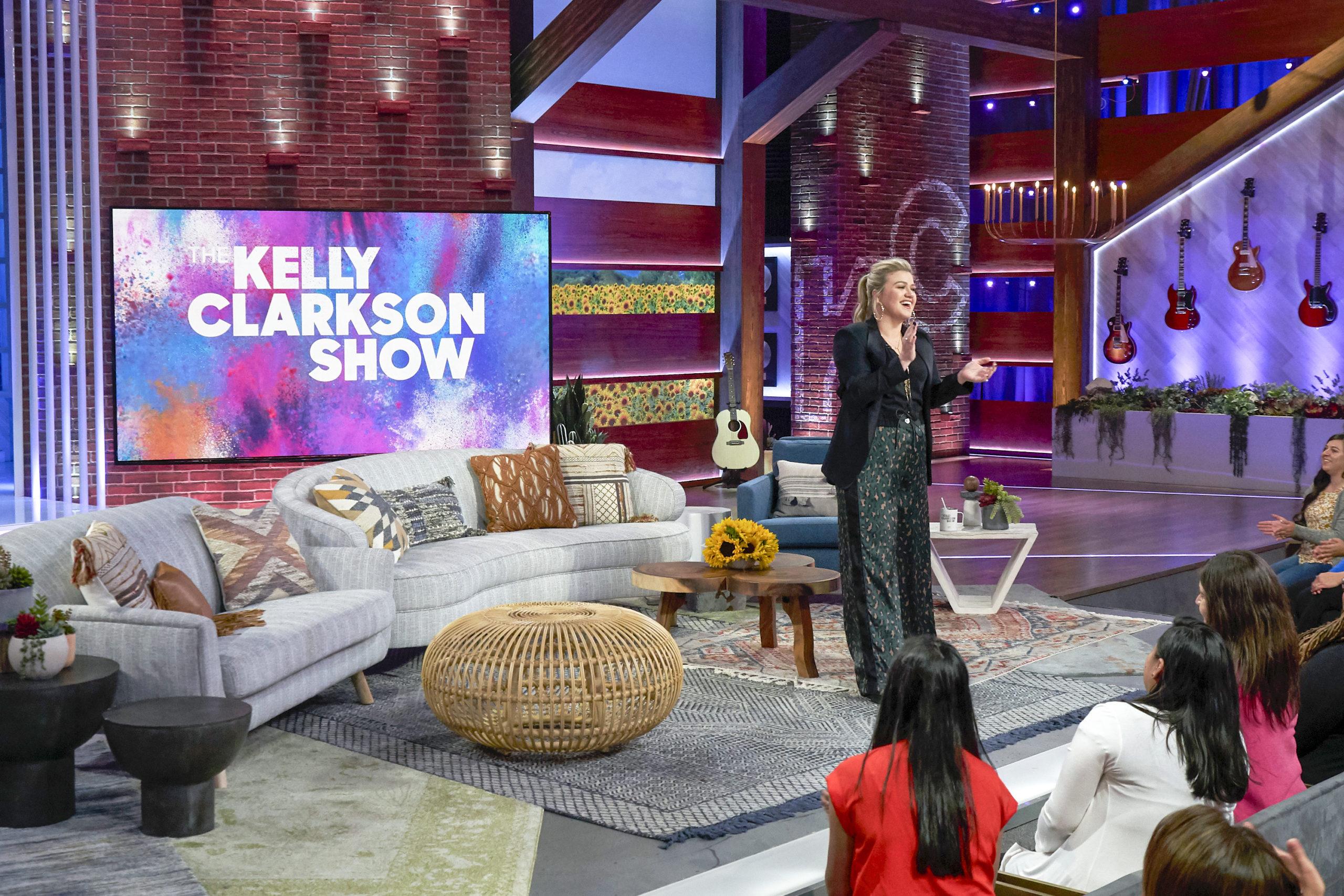 The Kelly Clarkson Show Season 3 Episode 12