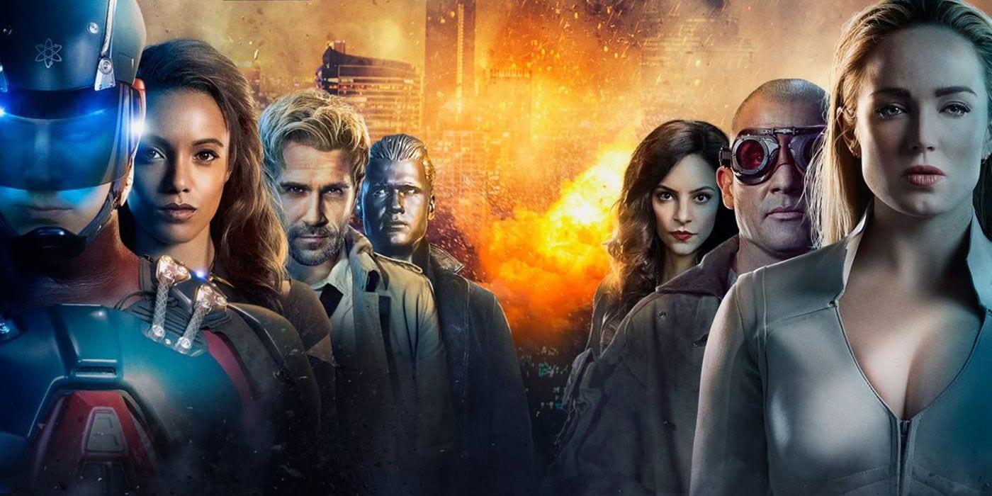 Legends Of Tomorrow Season 6 Episode 15