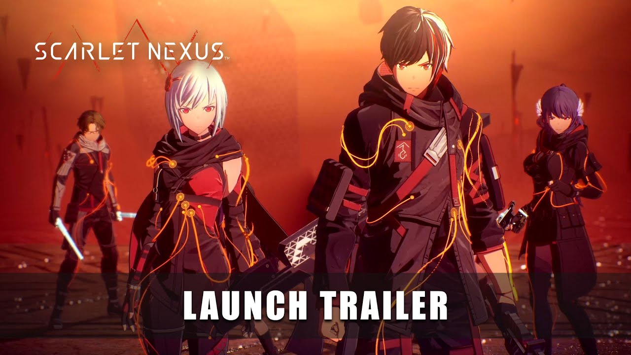 Scarlet Nexus Anime Episode 12