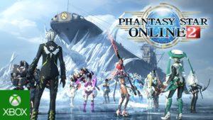 Phantasy Star Online (PSO) 2