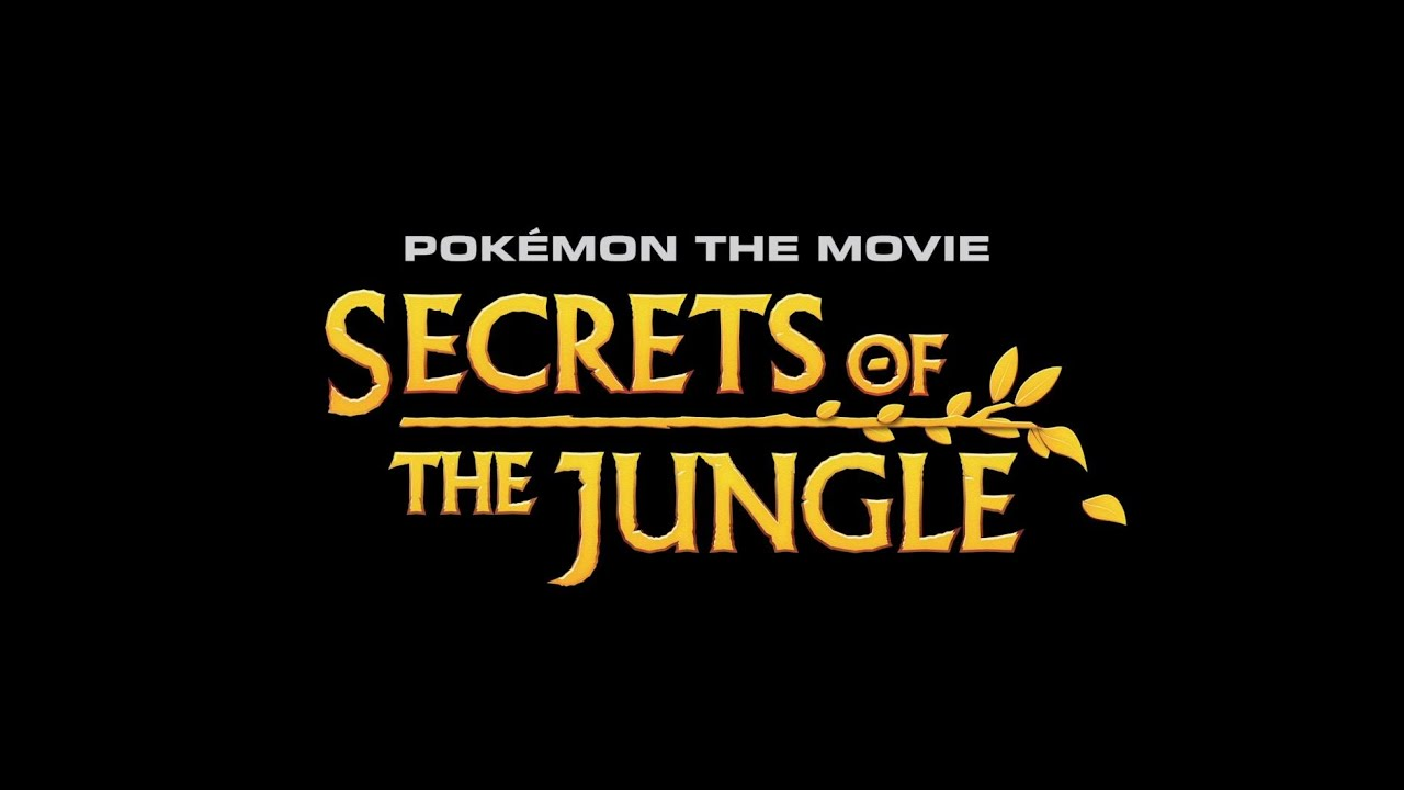 Pokemon Movie The Secret Of The Jungle