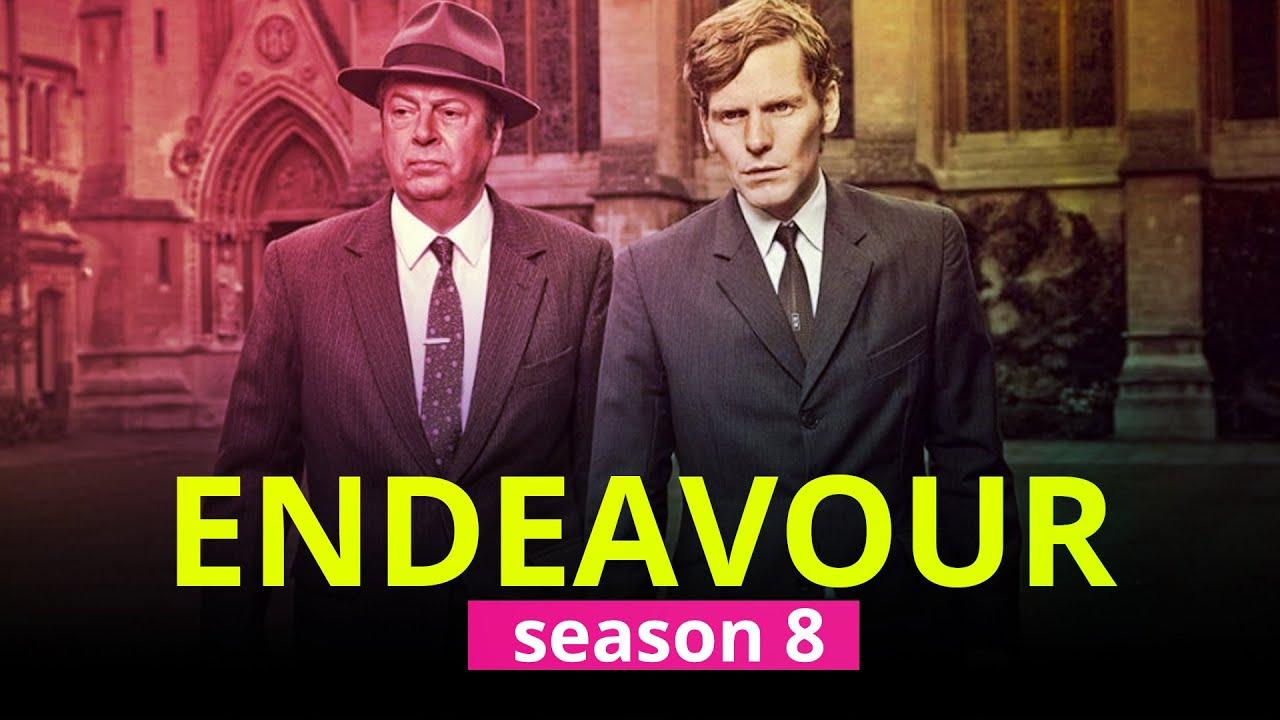 Endeavour Season 8 Episode 1