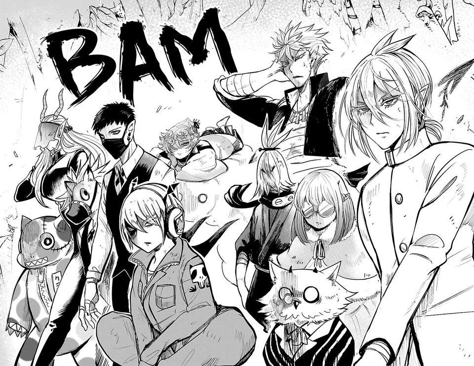 Welcome To Demon School! Iruma Kun Chapter 217
