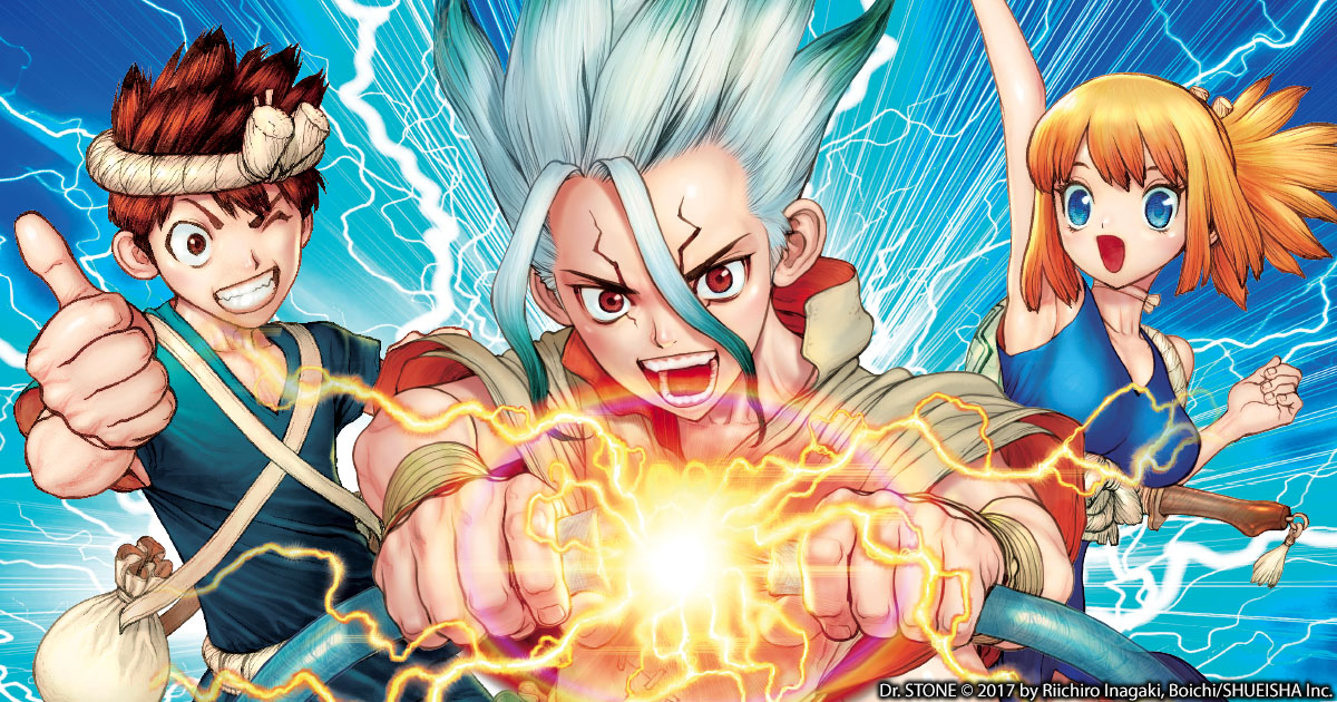 Dr. Stone Chapter 210