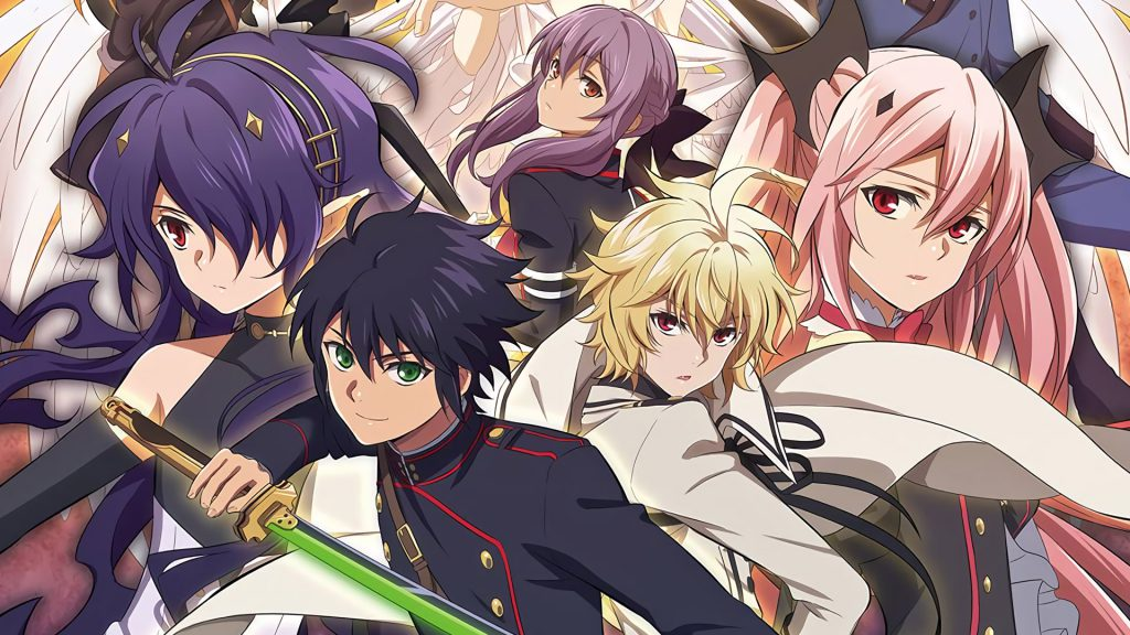 Seraph Of The End Chapter 107