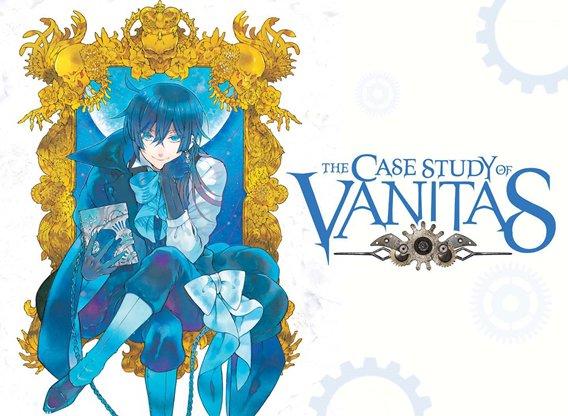 The Case Study Of Vanitas Episode 12