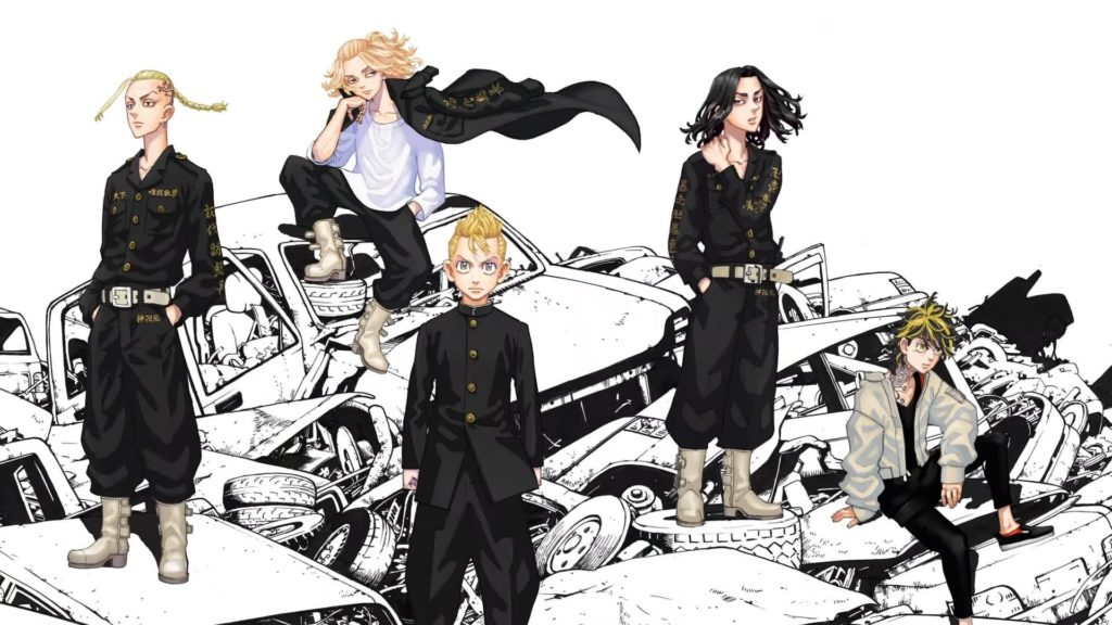 Tokyo Revengers Chapter 222